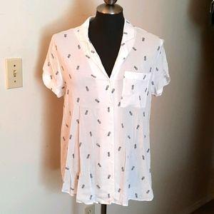 🎈2/$30-Reitmans blouse